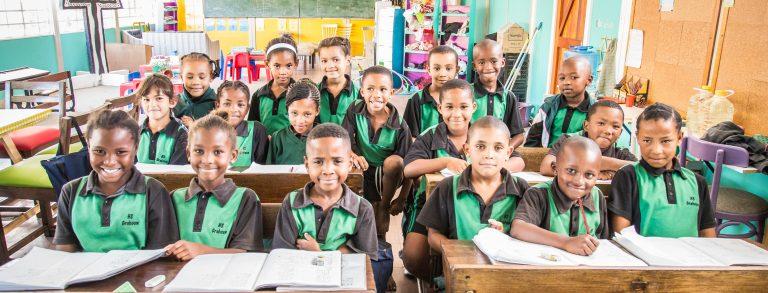 Εκπαίδευση αναπτυσσόμενος κόσμος